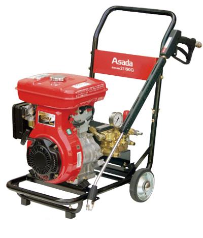 アサダ 高圧洗浄機 HD1615G 16/150G