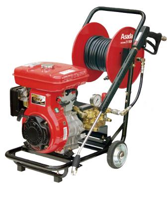 アサダ 高圧洗浄機 HD2109P 21/90GP