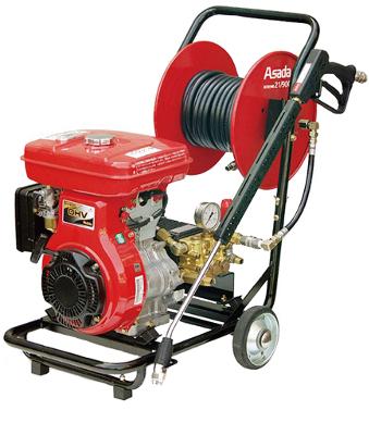 アサダ 高圧洗浄機 HD1615P1 16/150GP