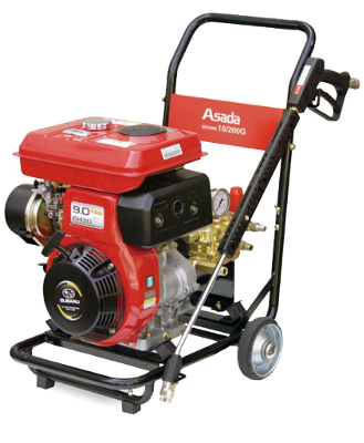 アサダ 高圧洗浄機 HD1620G 16/200G