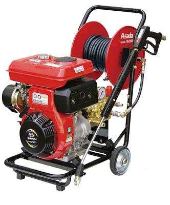 アサダ 高圧洗浄機 HD1620P1 16/200GP