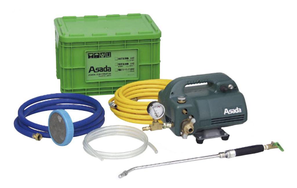 アサダ エアコン洗浄機器 EP45H コウアツセンジヨウキ440
