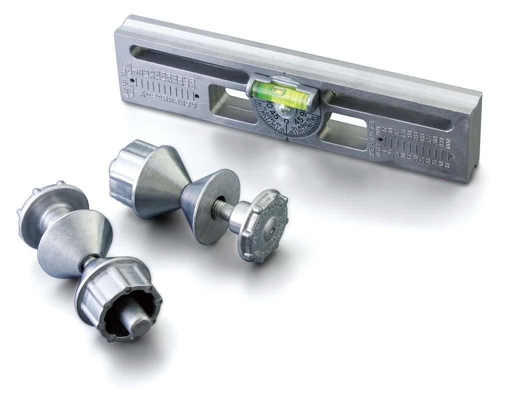 アサダ 溶接冶具 PZ430 ユニバ-サルレベル