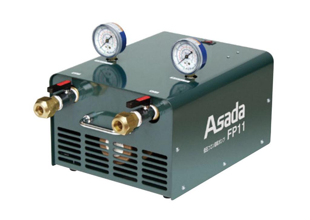 アサダ ベーン液ポンプ XP507 エコポンプP-1100