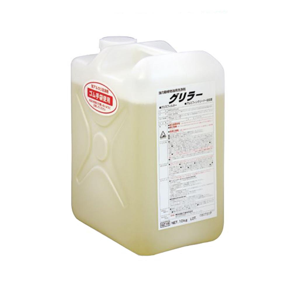 アサダ 洗浄剤 EP388 グリラ-