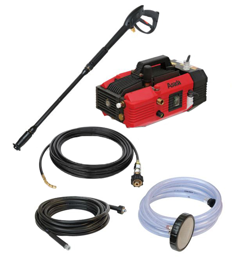 アサダ 高圧洗浄機 HD8506P 8.5/60P