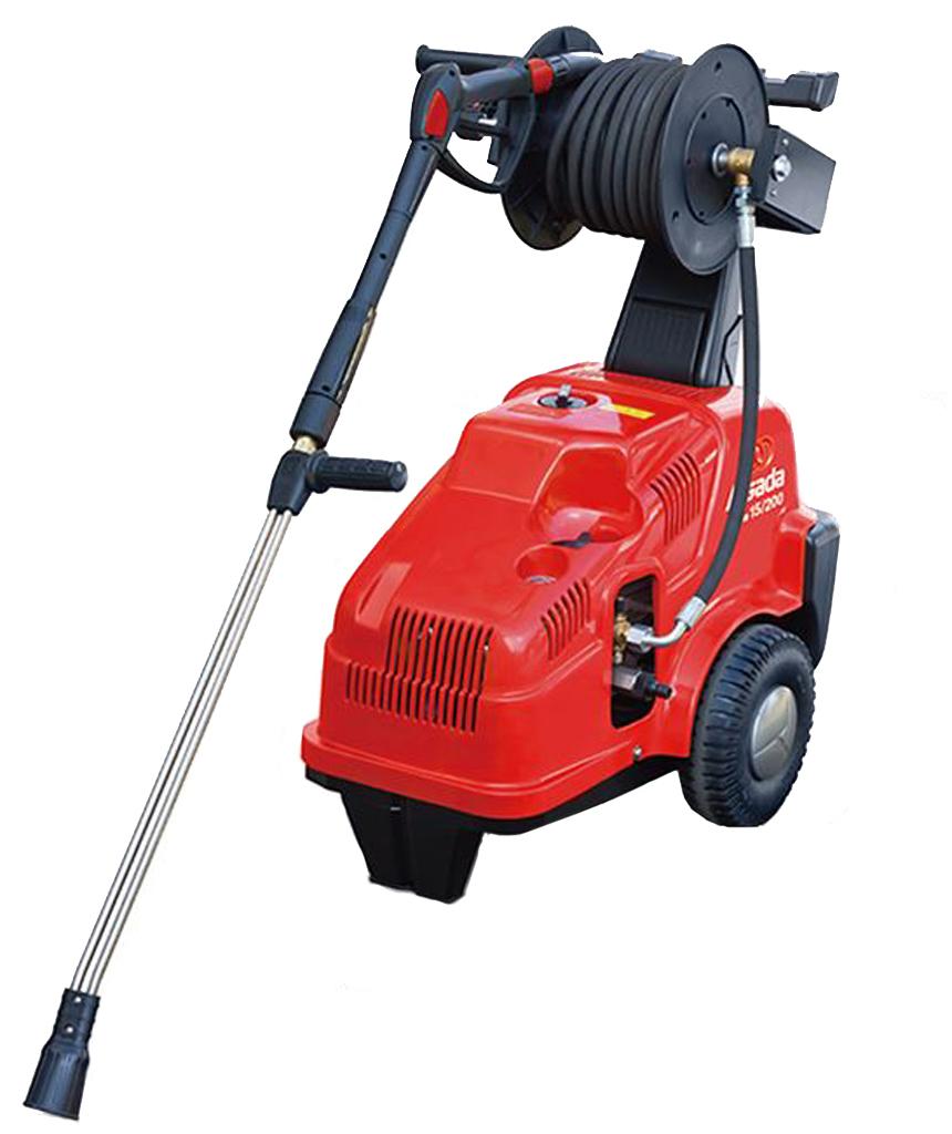 アサダ 高圧洗浄機 HD15200 15/200 60HZ
