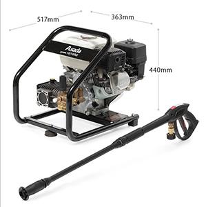 アサダ 高圧洗浄機 HD1010G2 10/100G
