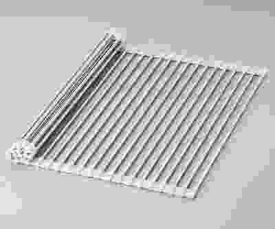 2-3566-02 シンク用たためる水切り L