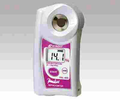 2-8659-01 水酸化ナトリウム濃度計 PAL-40S