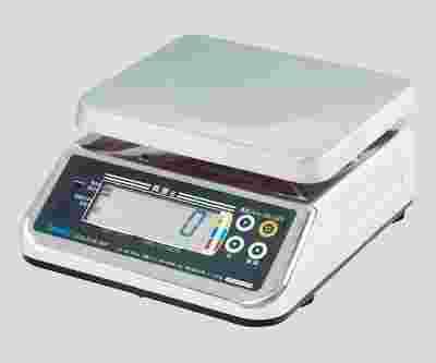 3-4672-02 デジタル上皿はかりUDS-5V-WP-6