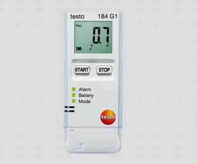 3-4759-01 USB温湿度衝撃ロガー0572.1846