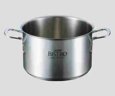 3-4843-05 半寸胴鍋 蓋無36cm