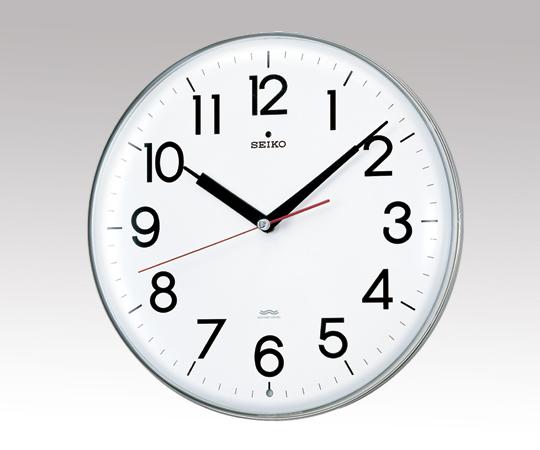 1-1256-01 電波壁掛時計 KX301 H
