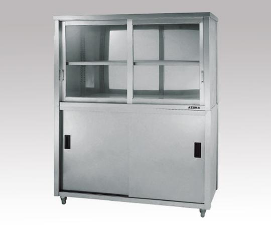 1-1435-03 ステンレス保管庫 ACS-1200KG