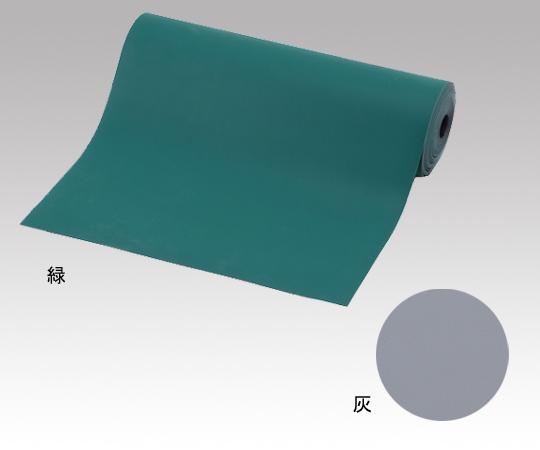 1-1440-01 エコノミー導電マット 6102 緑