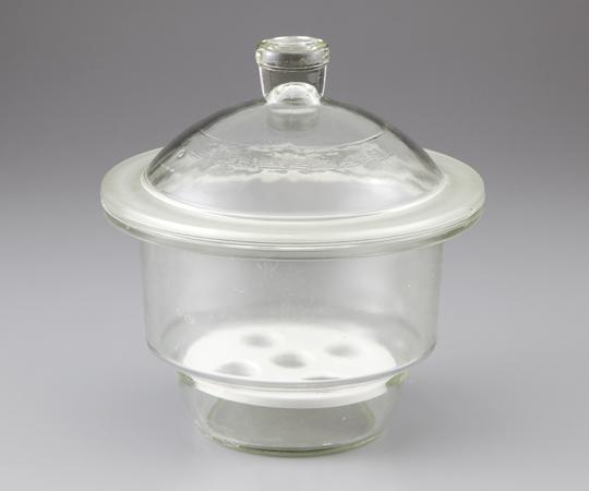1-1474-16 乾燥ガラス器 φ240mm