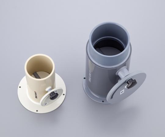 1-1607-02 配管用部品風量調節ダンパ(直接型)φ100用