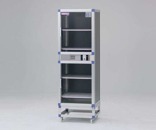 1-1620-02 オートドライデシケーターFN(遮光型) ステンレス棚板