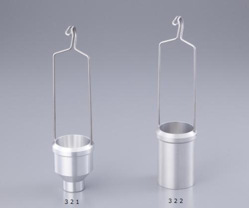 1-1716-05 粘度カップ 321/No.5