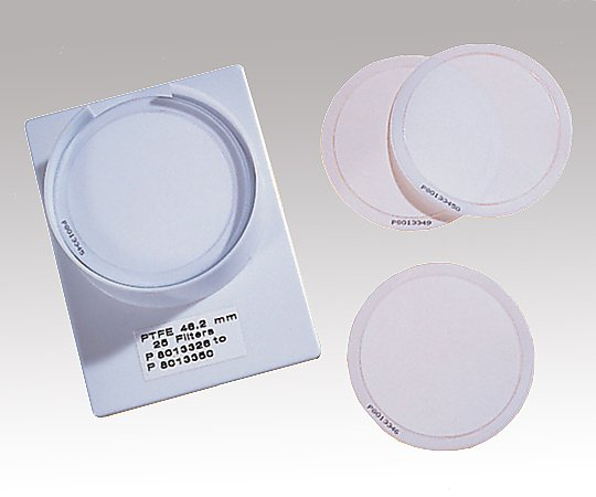 1-197-01 エアモニタリング用フィルター(PM2.5用)