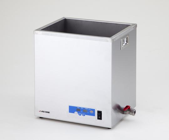 1-2163-01 大型二周波超音波洗浄器 450×370×495mm MUC-38D