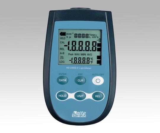 1-2559-01 照度・輝度・放射照度計 本体 HD2302.0