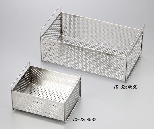 1-2646-11 2周波卓上大型超音波洗浄器用 バスケット(VS-22545用)