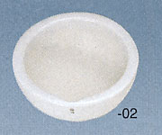 1-301-02 自動乳鉢用 磁製乳鉢 AN-20