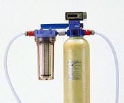 1-3134-11 カートリッジ純水器用 フィルターハウジングセットF
