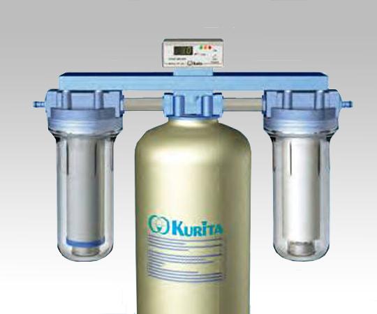 1-3134-13 カートリッジ純水器用 フィルタハウジングセットFR