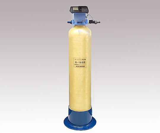 【楽天ランキング1位】 1-3176-03 カートリッジ純水器 G−10D φ169×747mm:GAOS 店-その他