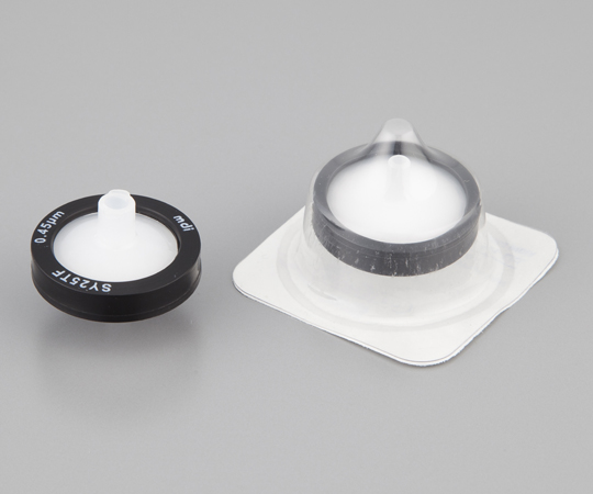 1-3196-01 シリンジフィルター SYPL0101MNXX204 PES φ4mm/0.2μm