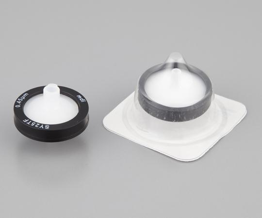 1-3196-04 シリンジフィルター SYPL0302MNXX204 PES φ13mm/0.45μm