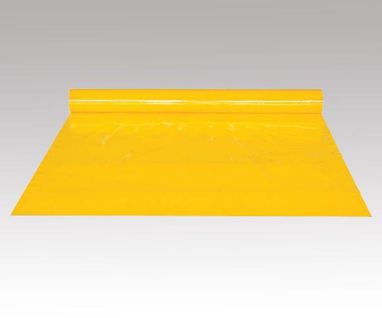 1-327-02 帯電防止PVCシート UVイエロー
