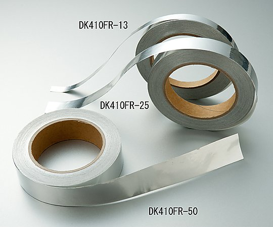 1-3278-02 導電性アルミ箔テープ DK410FR-25