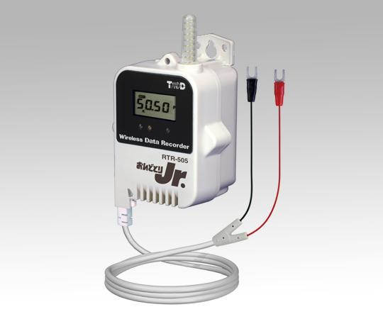 1-3527-01 おんどとり ワイヤレスデータロガー(子機)無電圧接点・電圧パルス×1ch