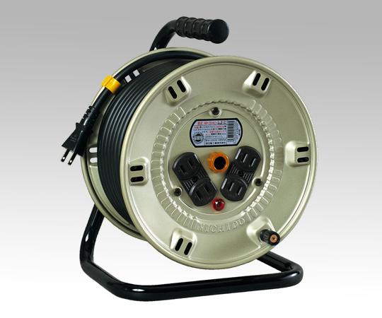 1-3681-01 標準型電工ドラム アース無し(2P)