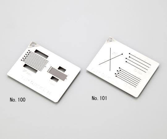1-3780-01 カッターガイド No.100