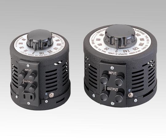 1-438-02 スライダック(単相据置型) 130V-10A