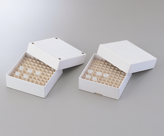 1-4851-02 フリーズボックス φ10~12mm 4角穴付き