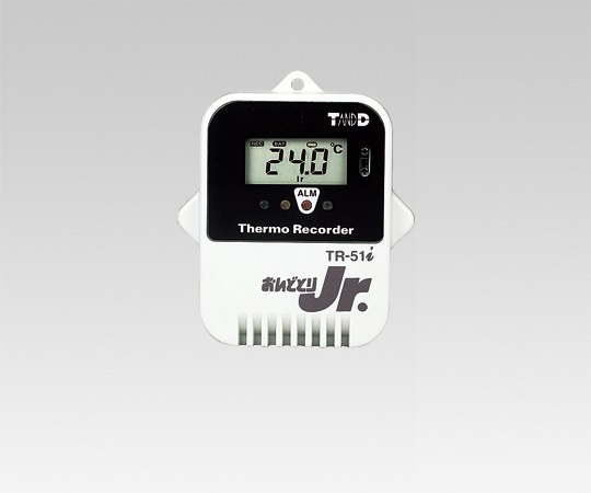 1-5020-31 温度記録計(おんどとりJr.) センサー内蔵 TR-51i -40~80℃