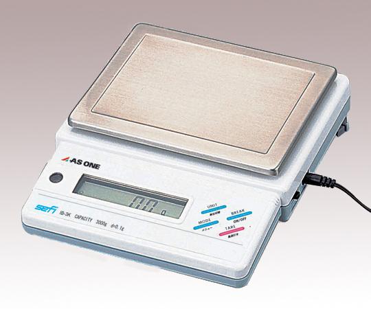 1-5164-13 電子天秤(sefi) IB-3K