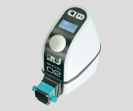 1-5312-25 耐食型ダイアフラム定量ポンプ 20mL/min FEM1.02KT.18RC