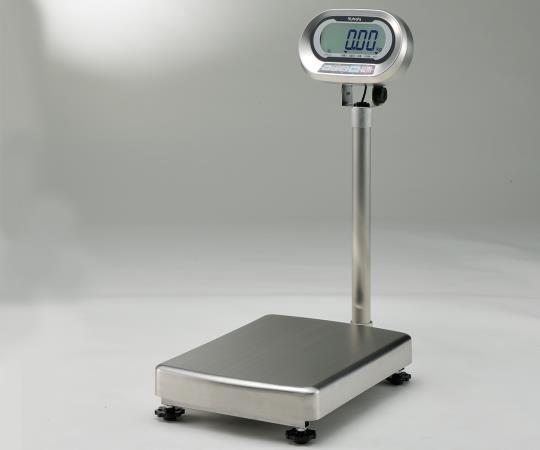 1-5383-13 デジタル台秤 KL-IP-N60AH 60kg