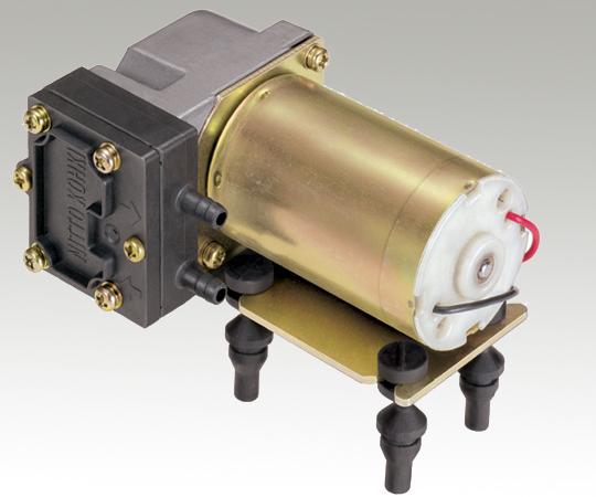 1-5692-04 人気商品 真空ポンプ 上品 DP0105 コンプレッサ兼用