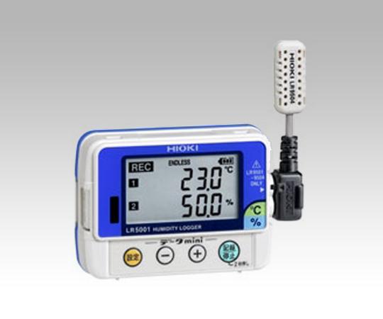 1-5840-31 データミニ LR5001/温湿度ロガー