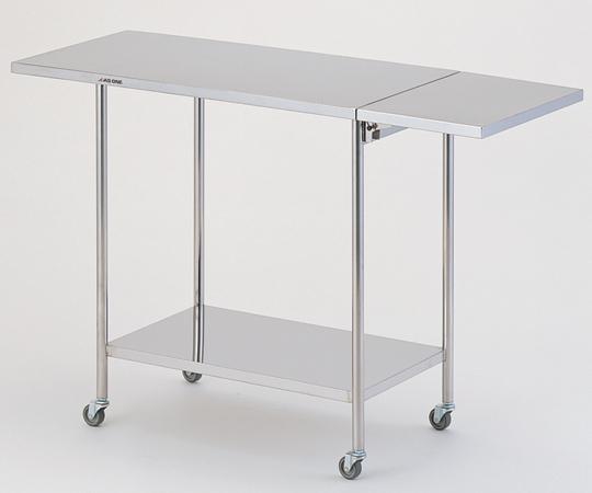 1-5922-02 サイレントラボベンチ 折り畳みテーブル付