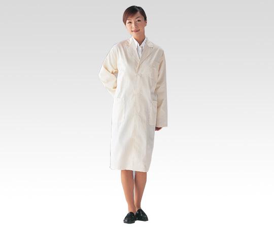 1-6174-02 耐熱耐薬品白衣 CCA1 LL