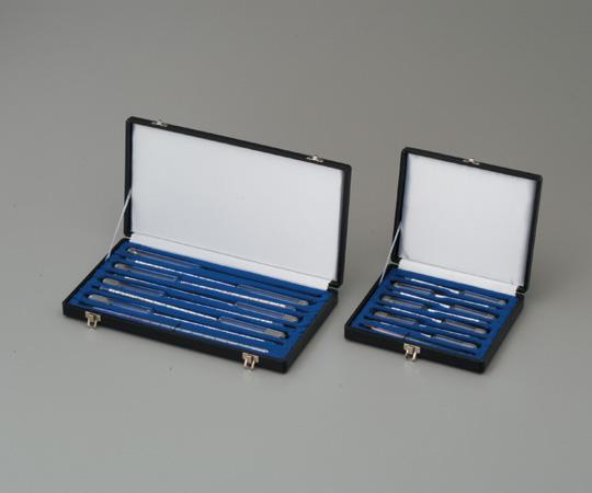 1-6400-09 標準比重計 7本組 小型